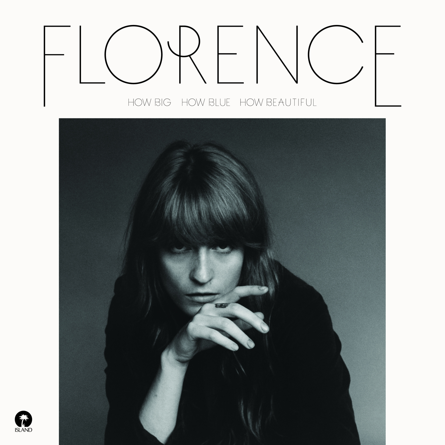 Florence + The Machine - Albumcover - -How Big How Blue How Beautiful- - CMS Source