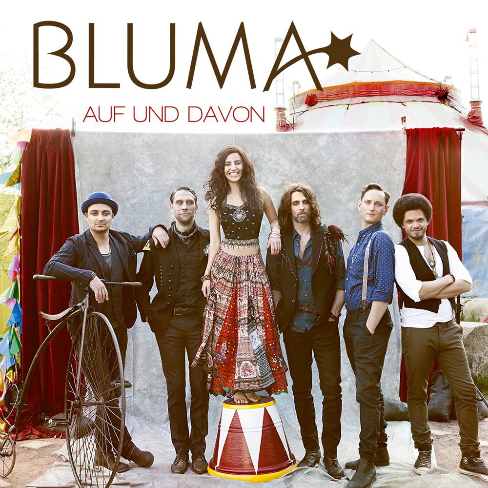 Bluma--Auf-und-davon--Singl