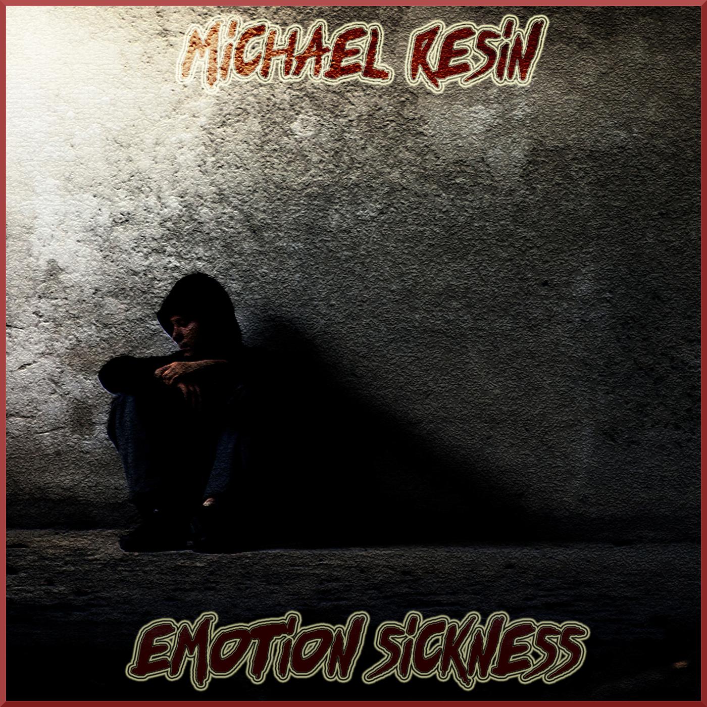 Michaël Resin Emotion Sickness (Album Cover)