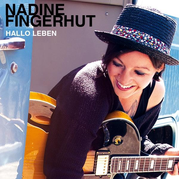 Nadine Fingerhut - Hallo Leben! - Artwork