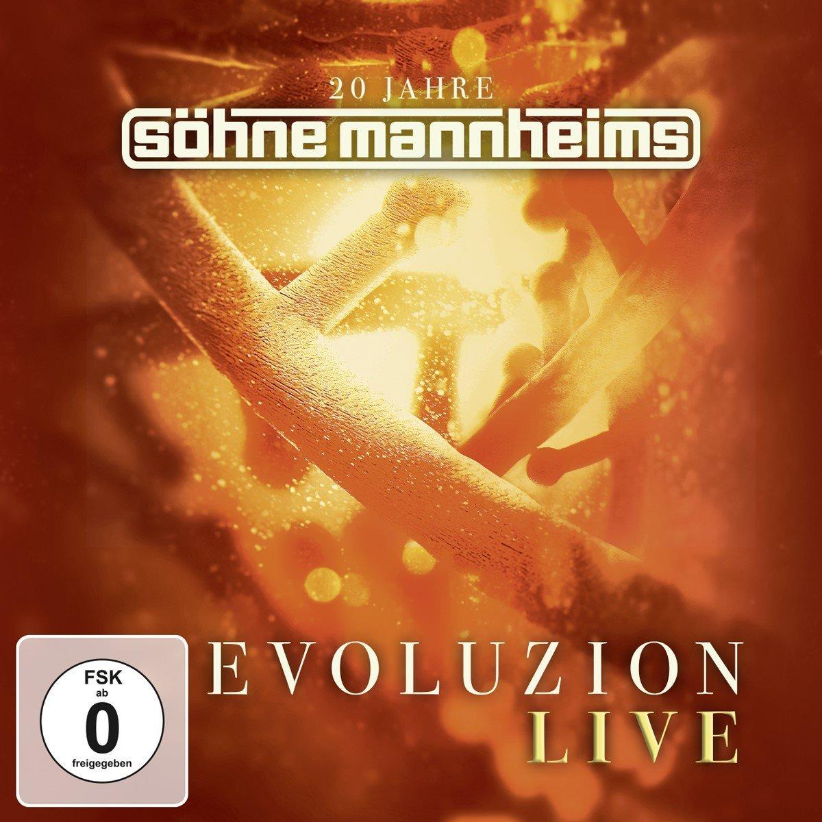SoehneMannheims_Evoluzion_Live_Cover