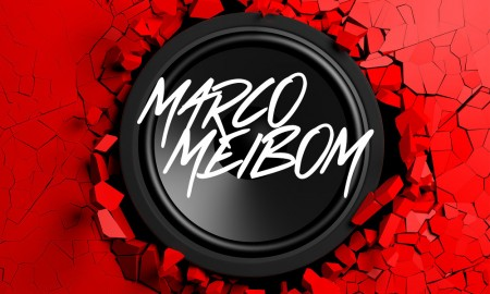 Marco Meibom - Drop the Bass Cover1000